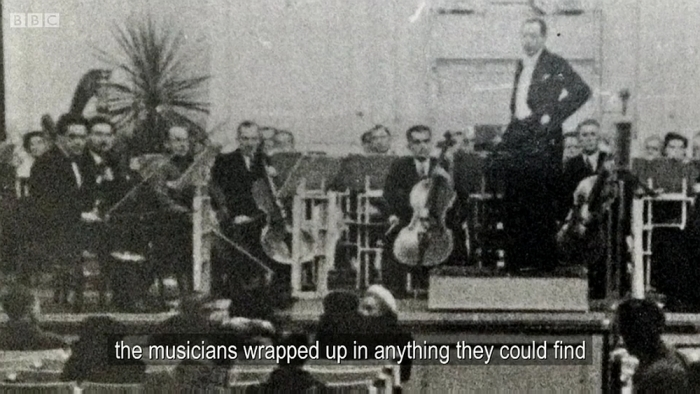 <em>Leningrad and the Orchestra That Defied Hitler</em>: BBC at its best