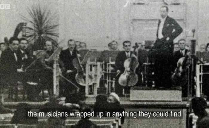 <em>Leningrad and the Orchestra That Defied Hitler</em>: BBC at itsbest
