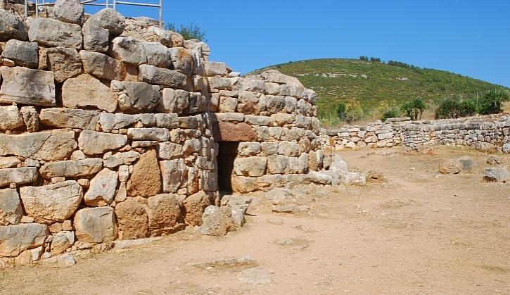 Nuraghe on Sardinia