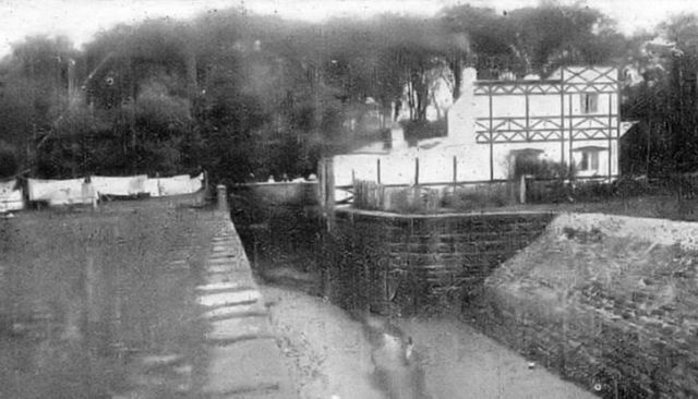 Otterspool Mill in 1907