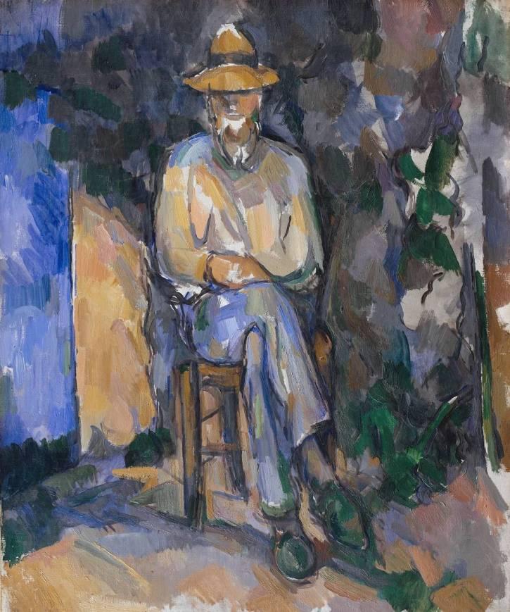 Paul Cézanne, The Gardener Vallier, c1906