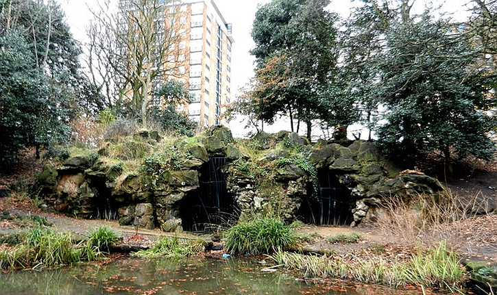 Sefton Park Grotto