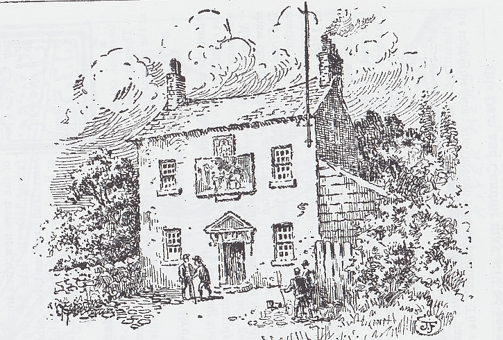 The Old Brook House