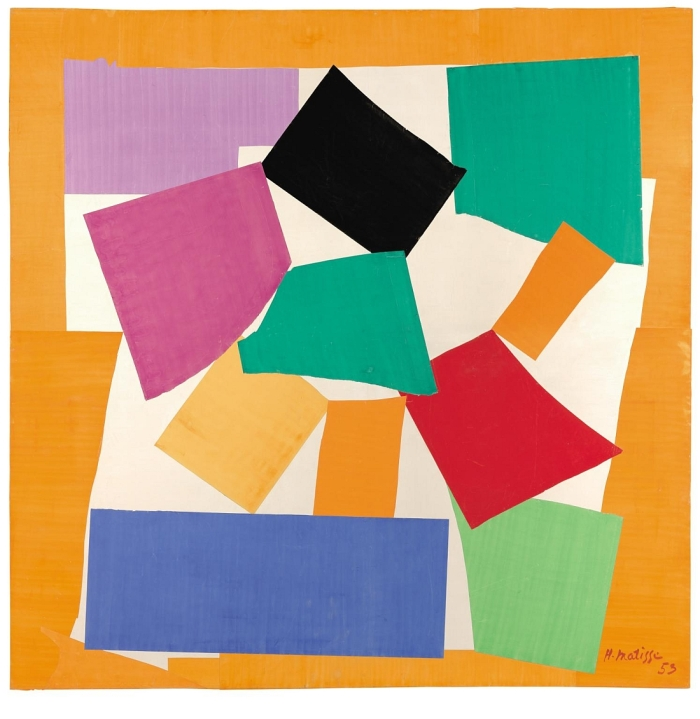 Matisse in Focus at Tate Liverpool: The Snail's lastouting