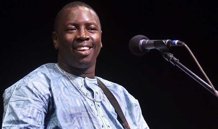 Vieux Farka Toure live in Liverpool: jaw-dropping guitarvirtuosity