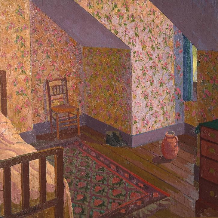 William Ratcliffe, Attic Room 1918