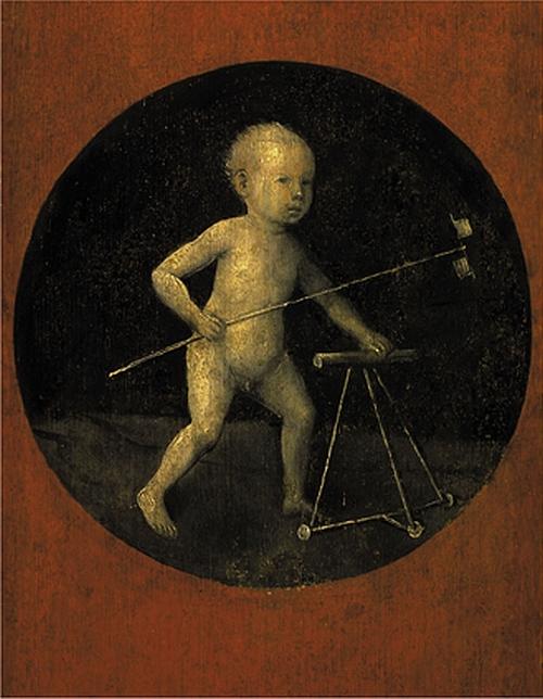 Hieronymus Bosch, Christ Child, c1490-1510