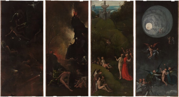 Hieronymus Bosch: visions of Hell and earthly delights in an astonishing exhibition