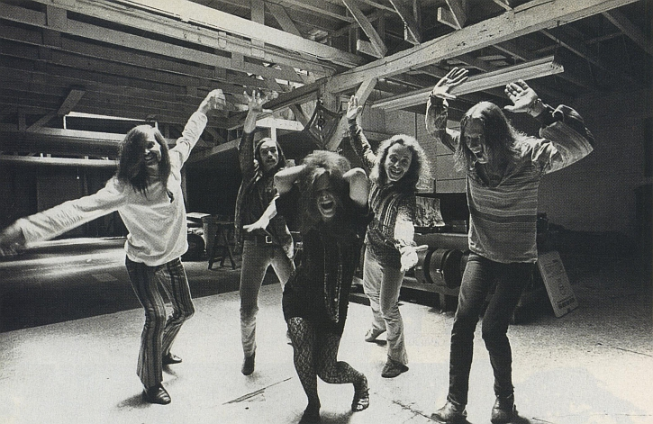 Janis with Big Brother and the Holding Company, 1968