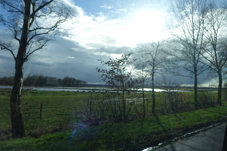 On the bus to Vught