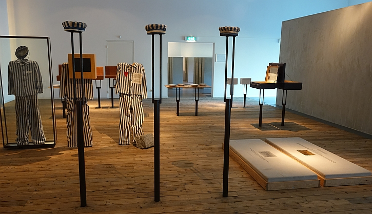 Vught: part of the permanent exhibition