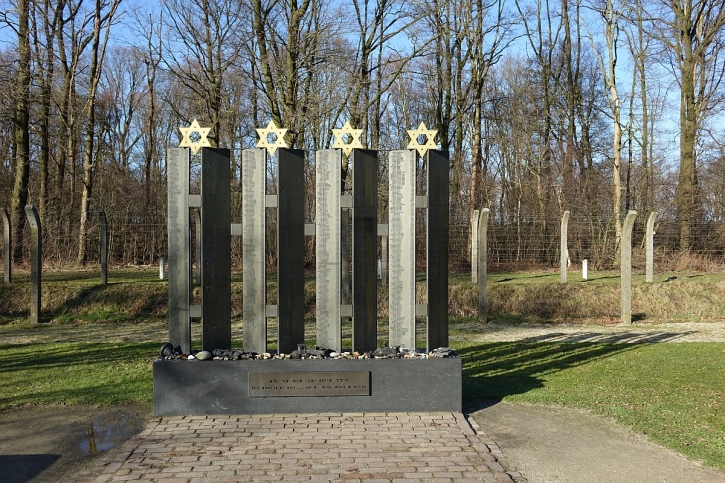 The Children's Monument at Vught