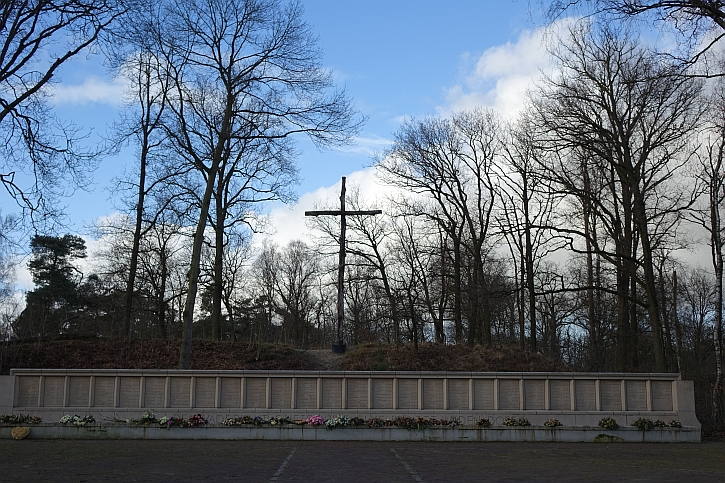 The Vught execution site and memorial