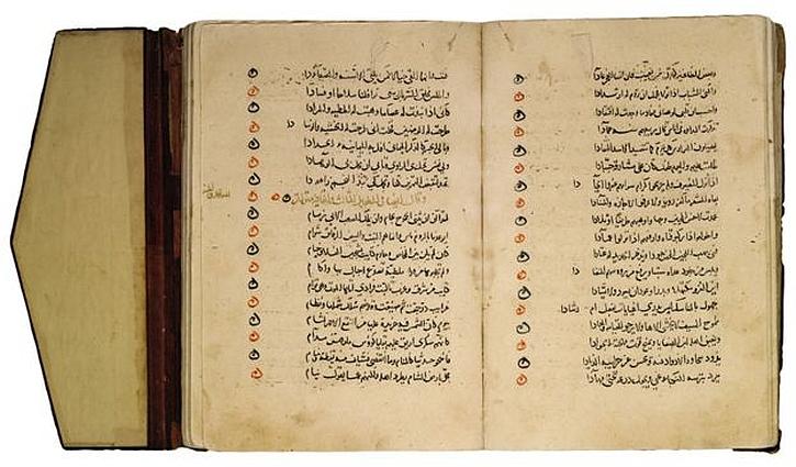 A Collection of Poetry by Abu al-Alaa al-Maarri