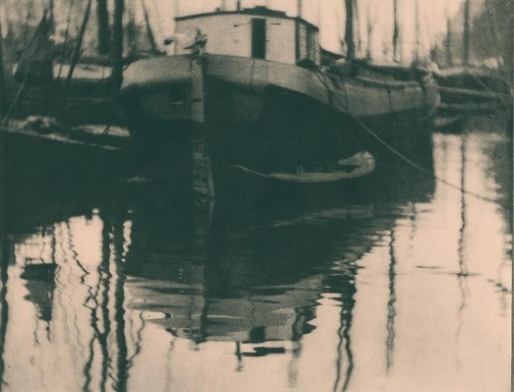 Alvin Langdon Coburn, Rotterdam, 1908