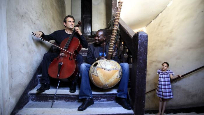 Rocking gently: Ballake Sissoko and Vincent Segal in concert at RNCM