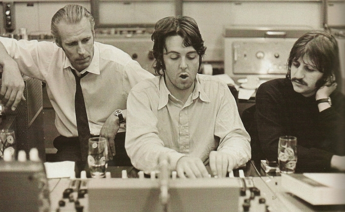 George Martin and The Beatles: 10 great moments