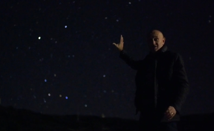 Jim Al-Khalili ponders the beginning and the end of theuniverse