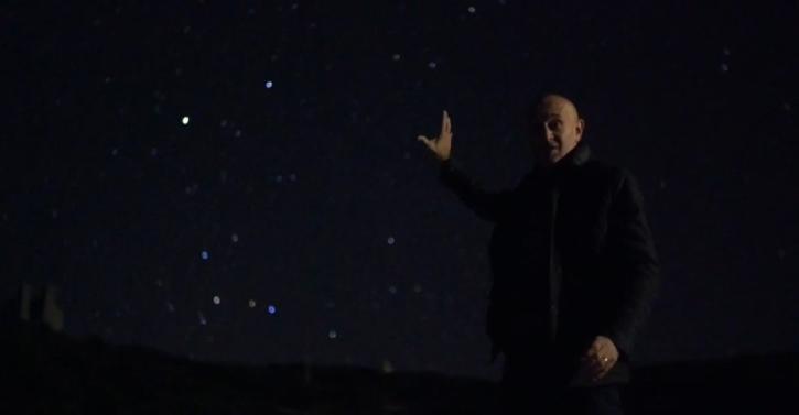 Jim Al-Khalili explains the universe