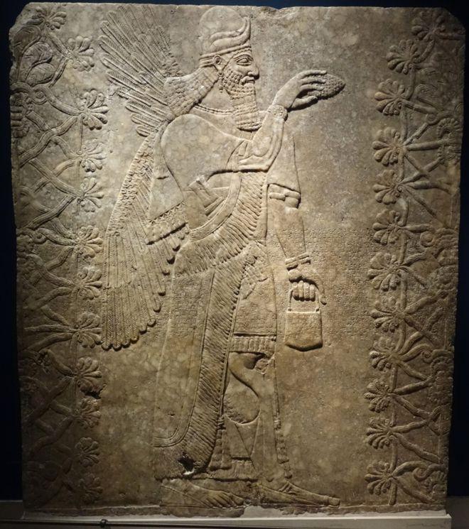 The Genie of Nimrud