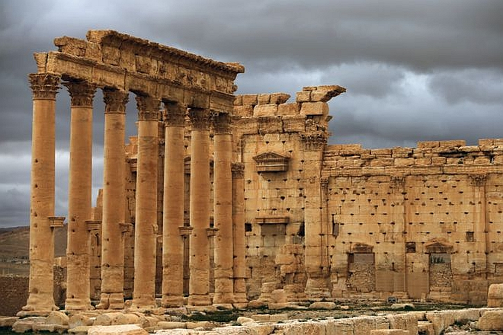 The Temple of Bel