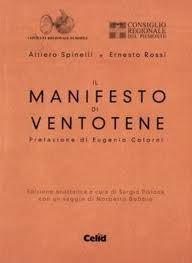Ventotene Manifesto