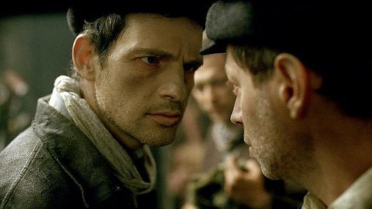 Géza Röhrig as Saul Auslander in 'Son of Saul'