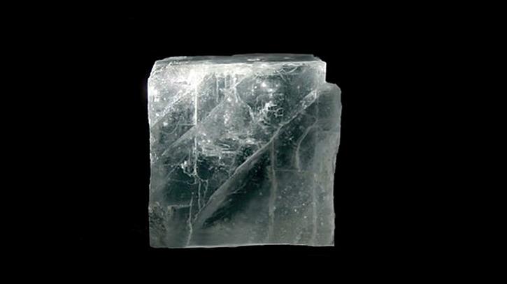The Pearl Button quartz block