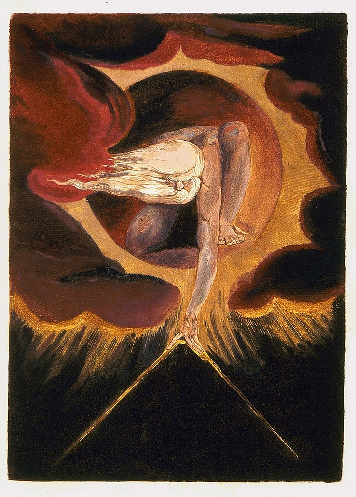William Blake, Europe a Prophecy, 1794