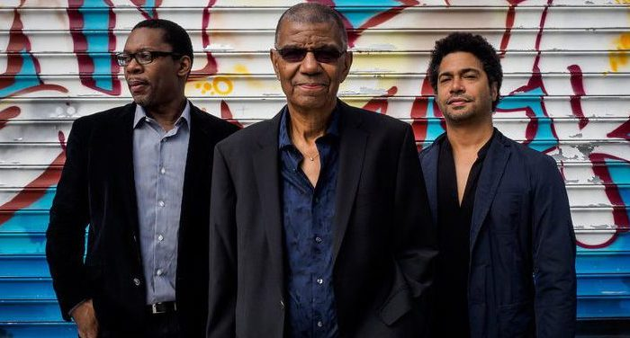 <em>In Movement</em> from Jack DeJohnette's Trio: history, yet very much of the present