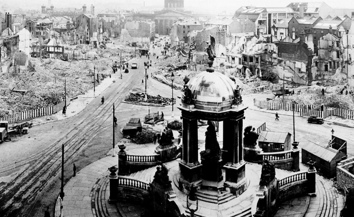 Out of the Darkness: Remembering the Liverpool May Blitz at StLuke's