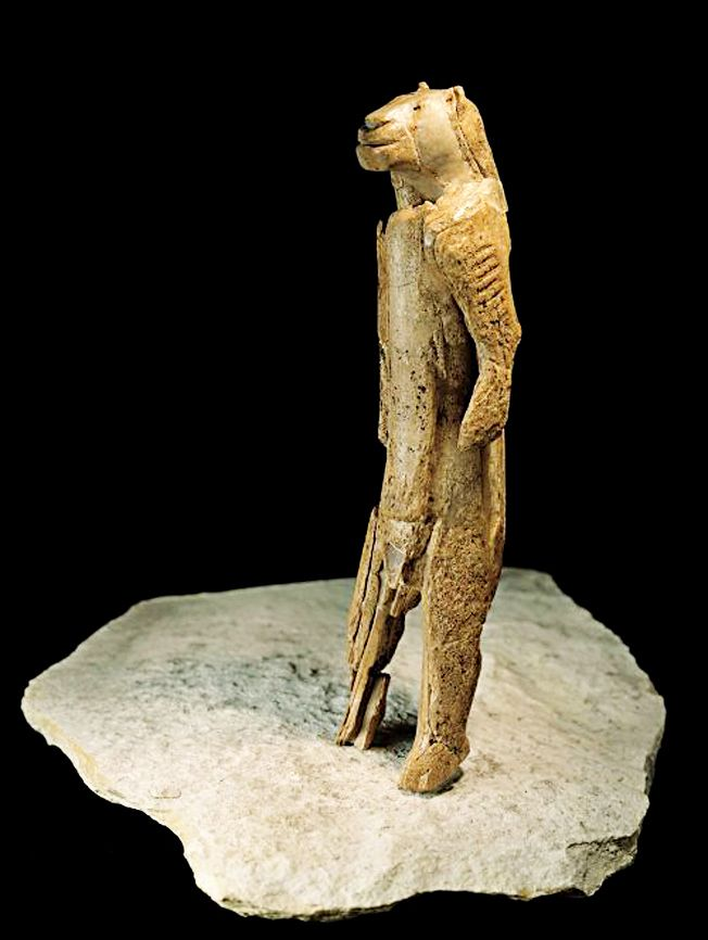 The Stadel figurine