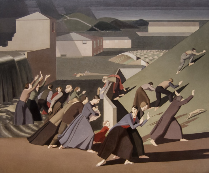 Winifred Knights,The Deluge,1920