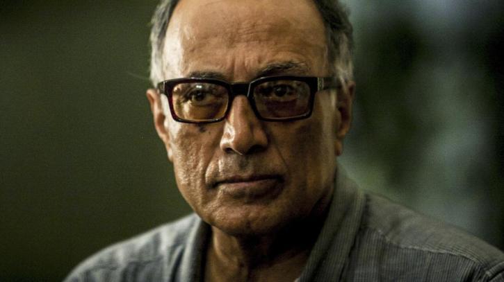 Abbas Kiarostami in 2014