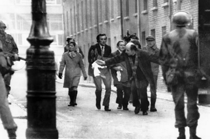 Bloody Sunday 1972: the photograph seared into the memory