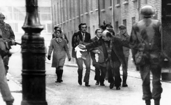 Bloody Sunday 1972: the photograph seared into thememory