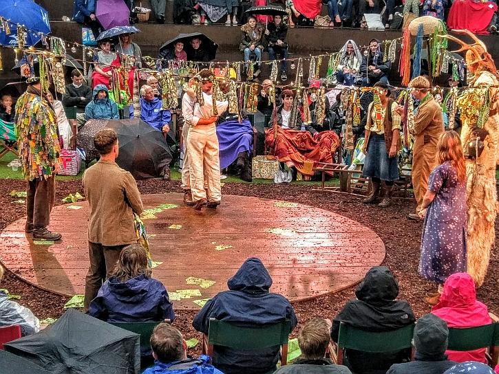 Hymen's ceremony