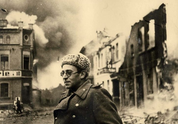 Vasily Grossman in Germany, 1945
