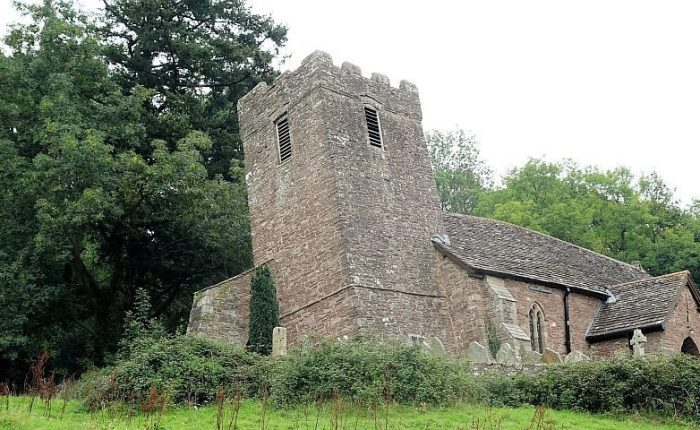 In the Black Mountains: walking a crooked mile to a crookedchurch