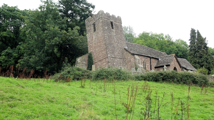 The leaning tower of Cwmyoy