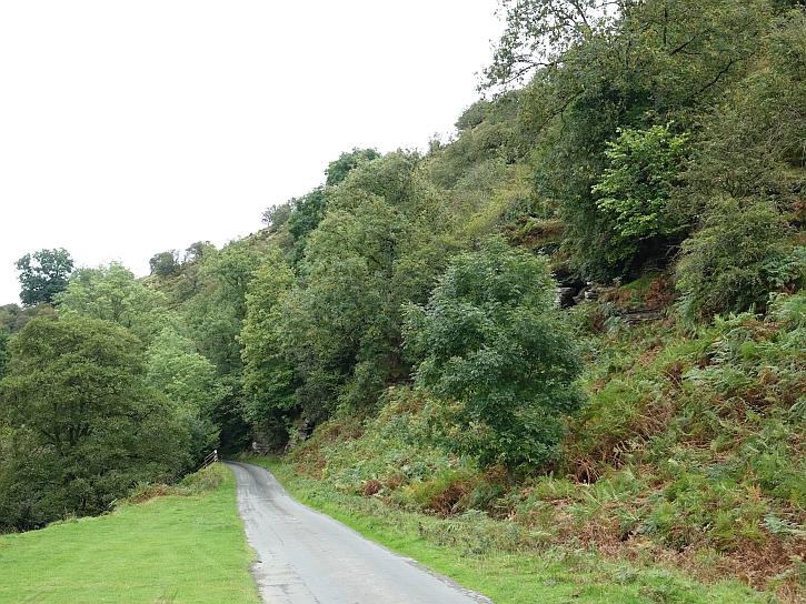 Somewhere down the Edw valley