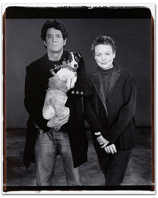 Lou Reed, Lolabelle and Laurie Anderson