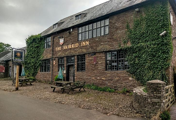 The Skirrid Inn
