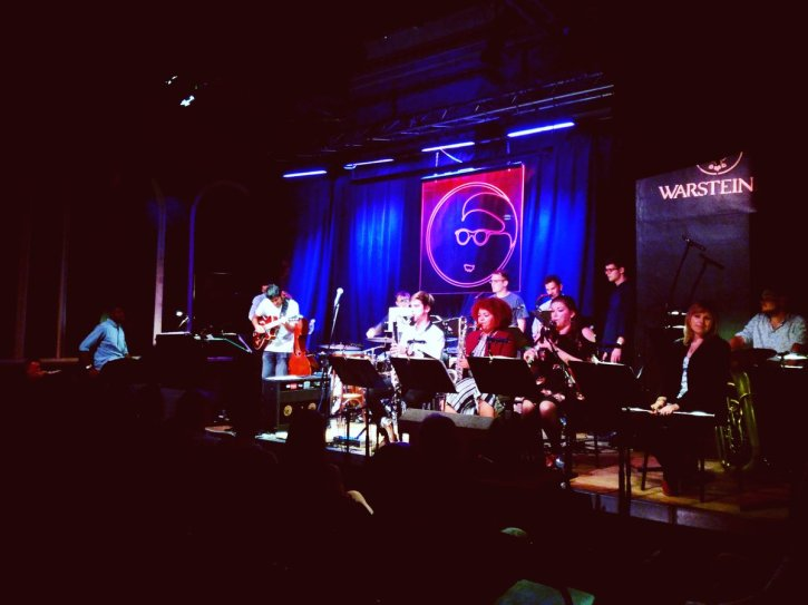 Terence Blanchard and the Inner City Ensemble at the Band on the Wall, 15 September 2016