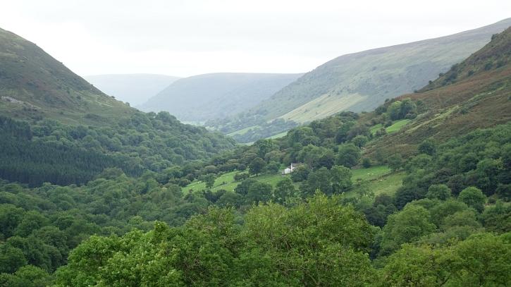 The Vale of Ewyas