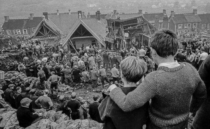 Aberfan: the sorrow and anger of fiftyyears