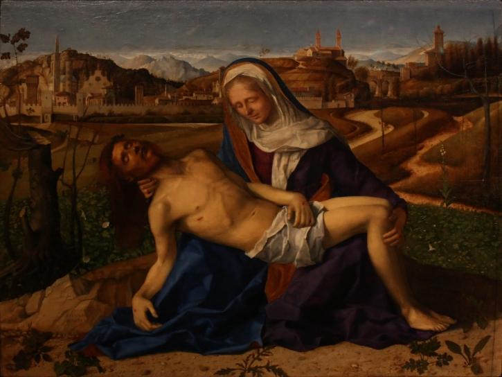 Giovanni Bellini, Pieta, 1505