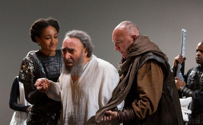 Anthony Sher dazzles in the RSC's <em>King Lear</em>