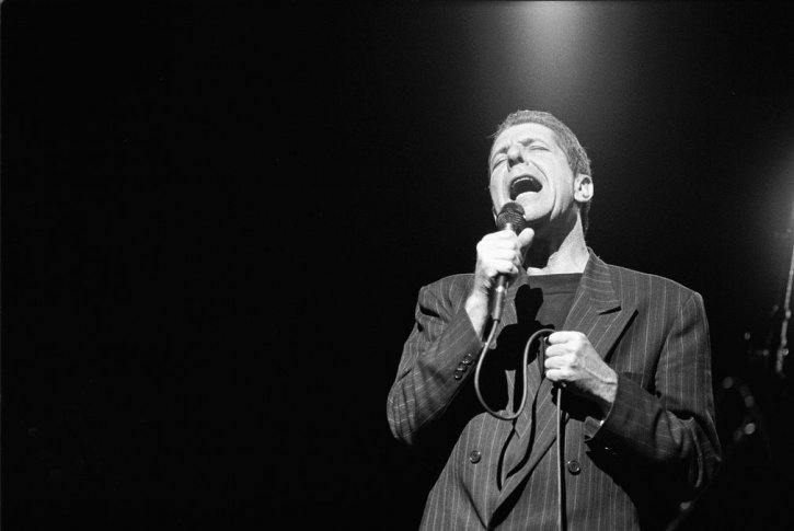 At Amsterdam's Muziektheater in 1988