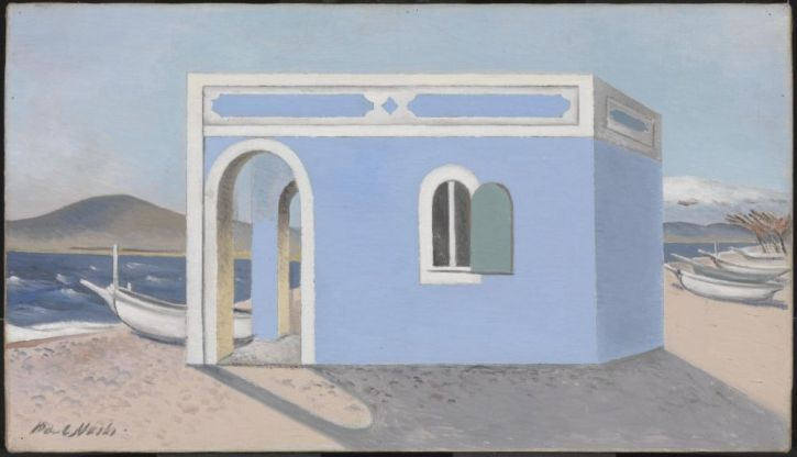 Blue House on the Shore, 1930-1